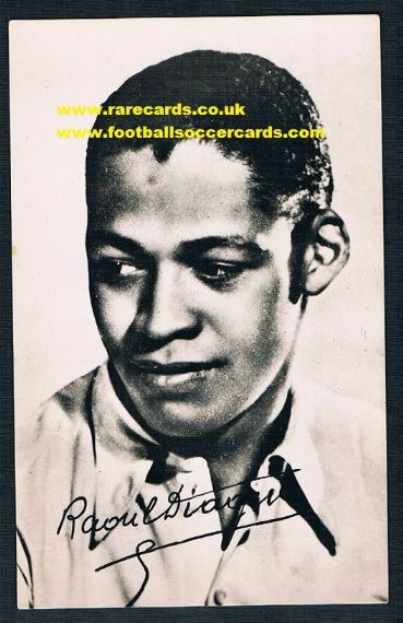 1930s Raoul Diagne photocard